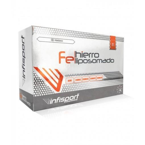 Infisport Fe LIPOSOMADO Cáp 590 mg      C.N.180974.2