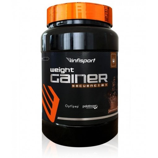 Infisport WEIGHT GAINER SECUENCIAL CHOCO
