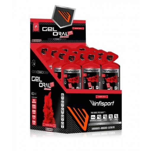 Infisport GEL Oral Cola 50g Cafeina / Plus 150mg