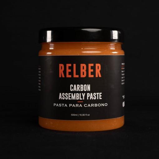 Pasta de montaje Relber para carbono