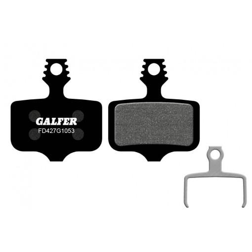 PASTILLAS DISCO GALFER AVID ELIXIR XX/X0/X7/X9 FD427...