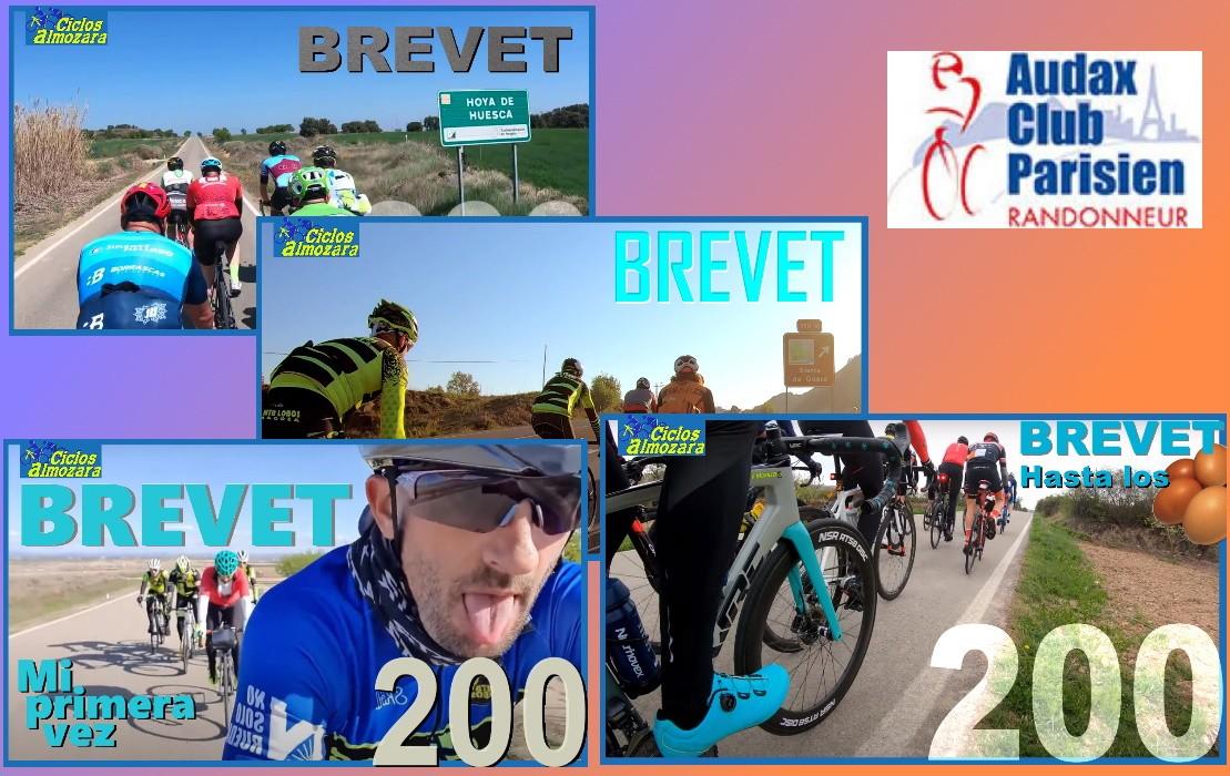 Brevets y ciclismo de larga distancia