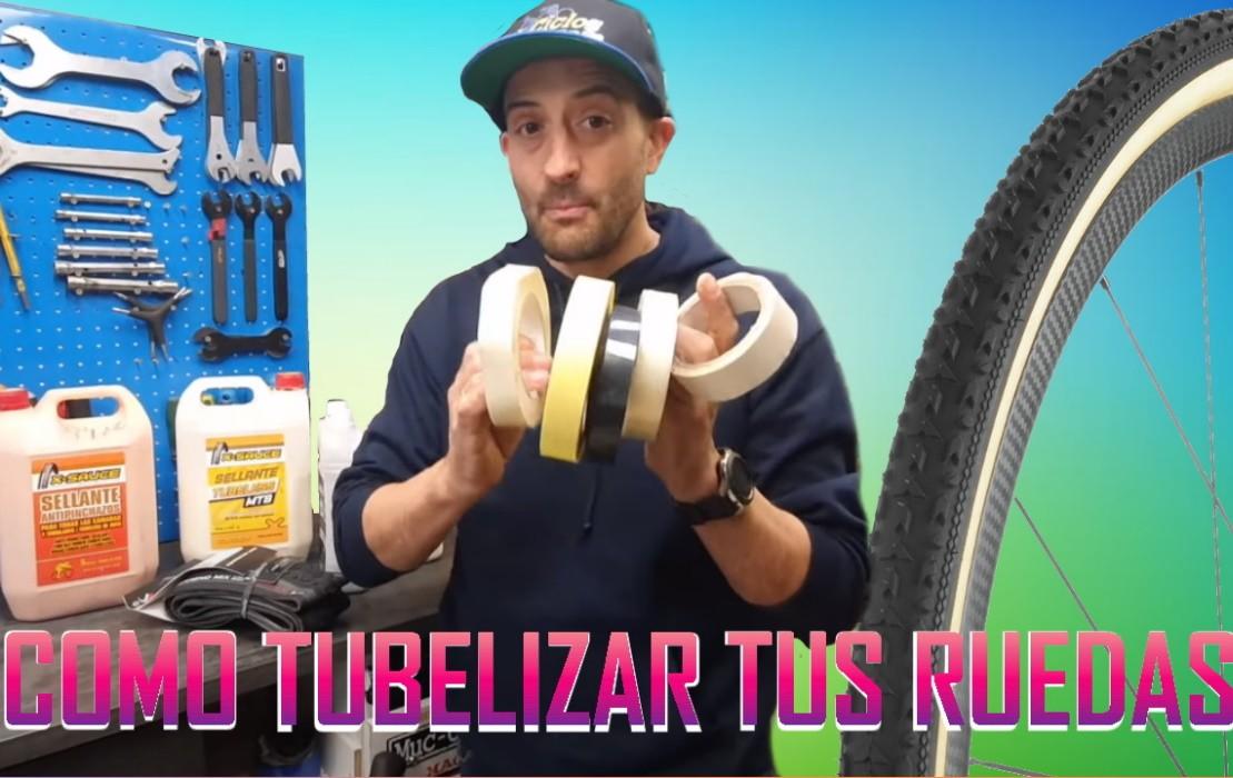 Si no te has pasado al TUBELESS ¿A QUE ESPERAS?
