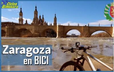 Ruta Ciclo-Turista por Zaragoza